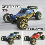Багги Mummyer Gasoline Off Road Buggy 26СC 4WD 1:5 - 94051