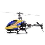 Радиоуправляемый вертолет Dynam E-Razor 250 carbon fibre RTF 2.4G