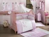 Комплект детского постельного белья из 6 предметов Kidboo Sweet Flowers