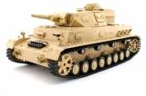 Танк Heng Long DAK Pz. Kpfw.IV Ausf. F-1 1:16 - 3858-1