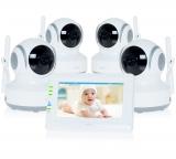 Видеоняня Ramili Baby RV900X4