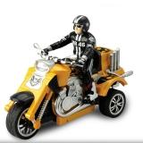 Радиоуправляемый мотоцикл Yuan Di Трицикл 1:10 - YD898-T58