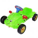 ОР09-901 Машина педальная Herbi с музыкальным рулем