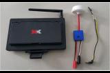 Радиоуправляемый квадрокоптер XK Innovations X380-C FPV RTF 2.4G WL Toys X380-C FPV