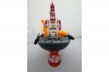 Радиоуправляемый буксир Heng Long Seaport Work Boat 40Mhz Heng Long 3810
