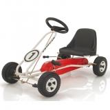 Детская педальная машина (веломобиль) кетткар Spa (new) T01015-0000