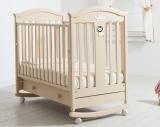 Детская кроватка Гандылян Даниэль колесо-качалка