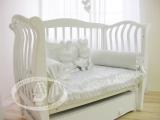 Кроватка Можга Аэлита С 888 ( Красная Звезда )