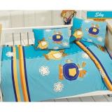 Комплект в кроватку из 6 предметов Kidboo UPS PUPS серия ВЕРТОЛЁТИКИ